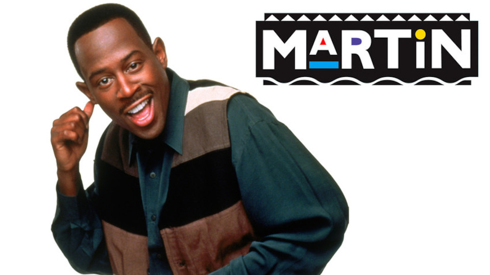 Image for the TV series Martin