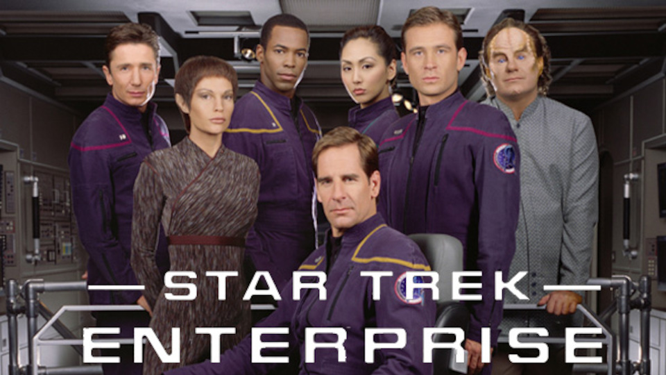 Image for the TV series Star Trek: Enterprise