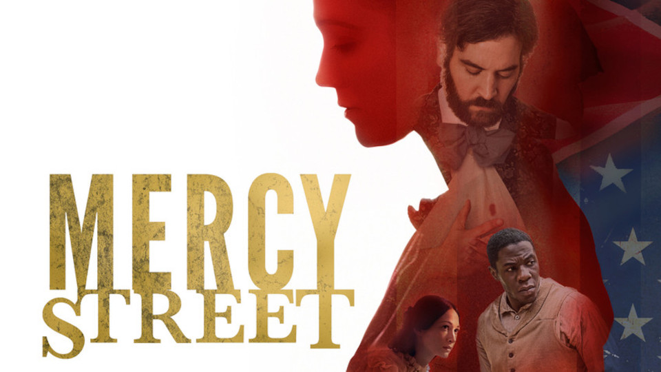 Image for the TV series Mercy Street