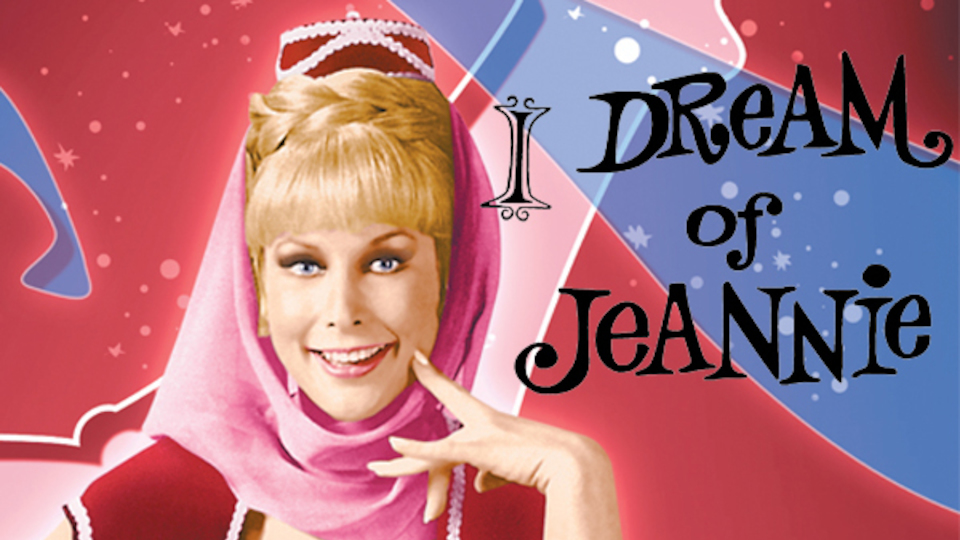 Image for the TV series I Dream of Jeannie