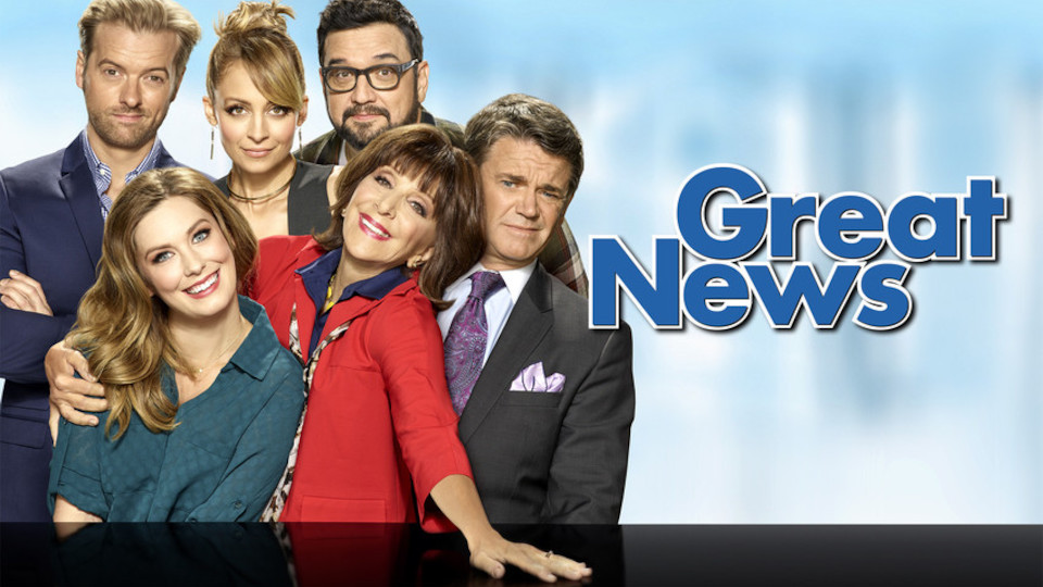 Image for the TV series Great News