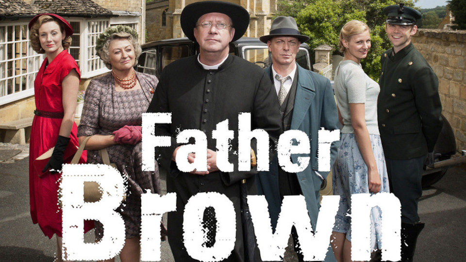 Image for the TV series Father Brown