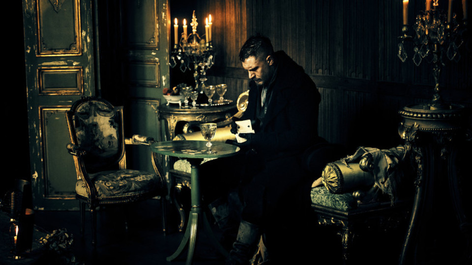 Image for the TV series Taboo
