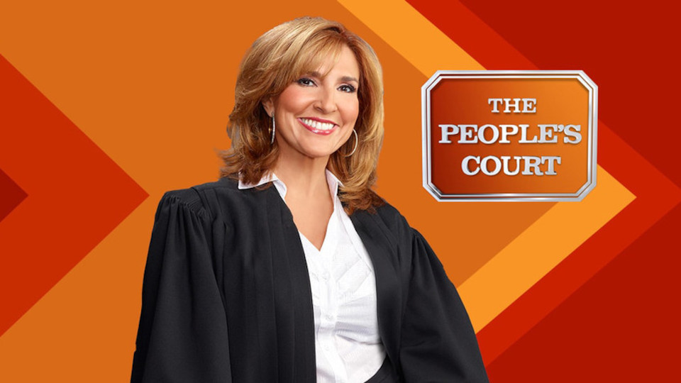 Image for the TV series The People's Court