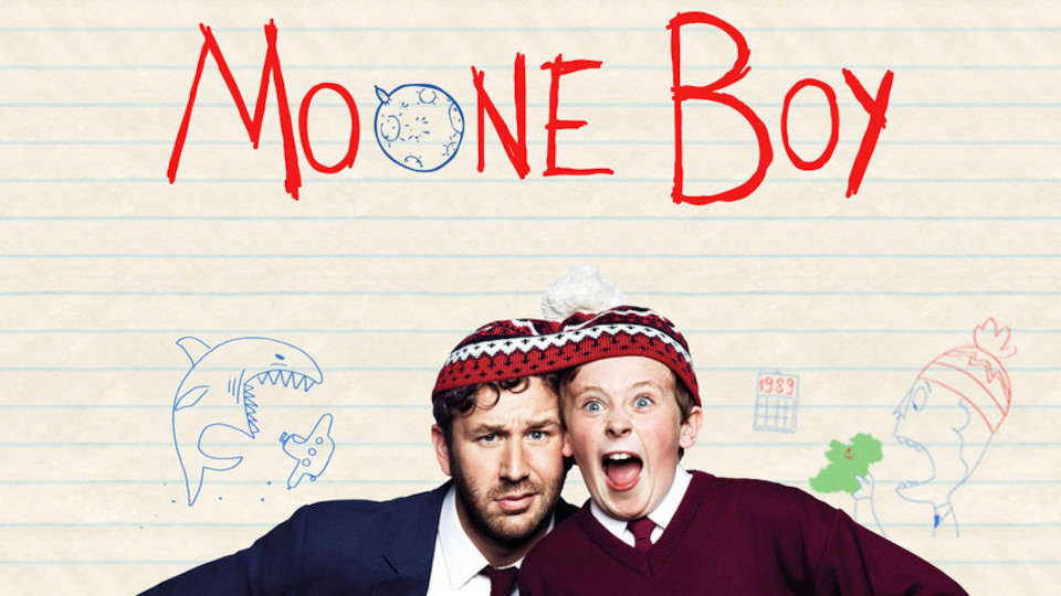 Image for the TV series Moone Boy