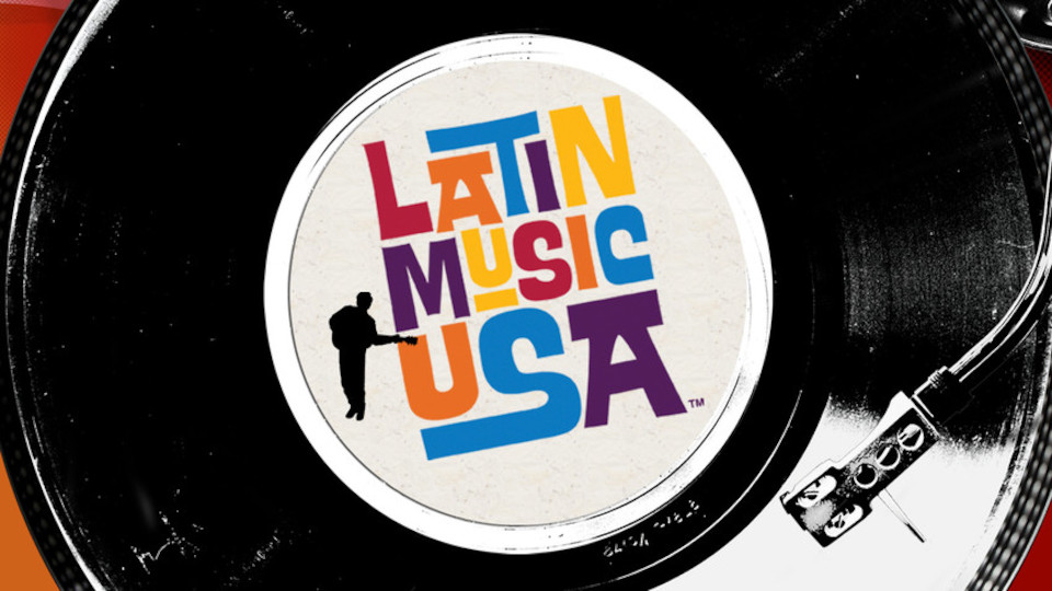 Image for the TV series Latin Music USA