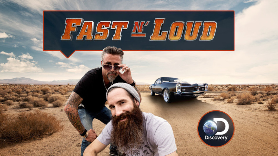 Image for the TV series Fast N' Loud: Revved Up