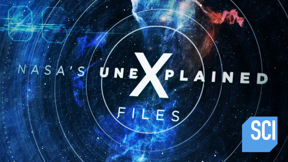 Image for the TV series NASA's Unexplained Files