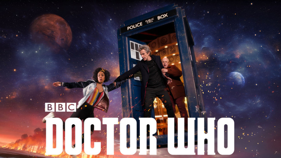 Image for the TV series Doctor Who