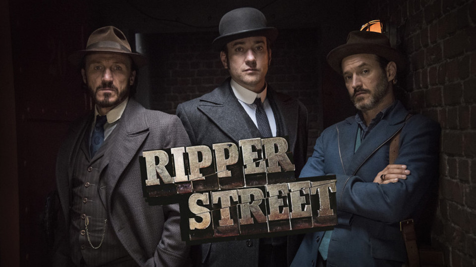 Image for the TV series Ripper Street