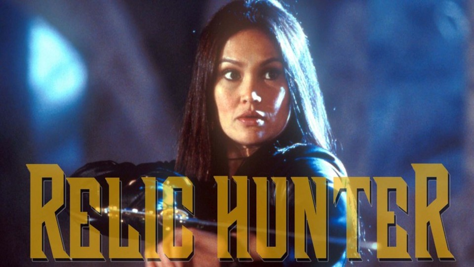 Image for the TV series Relic Hunter