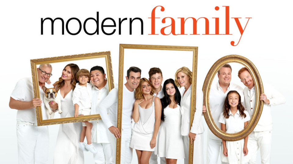 Image for the TV series Modern Family