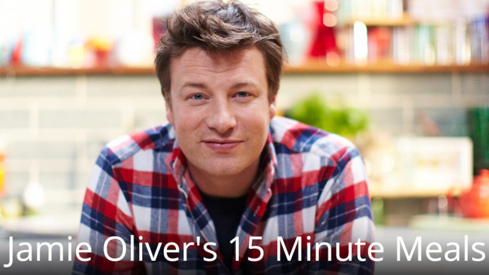 Image for the TV series Jamie Oliver's 15 Minute Meals
