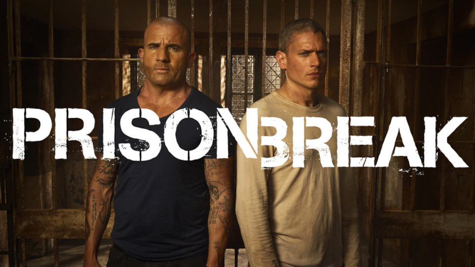 Image for the TV series Prison Break: Resurrection