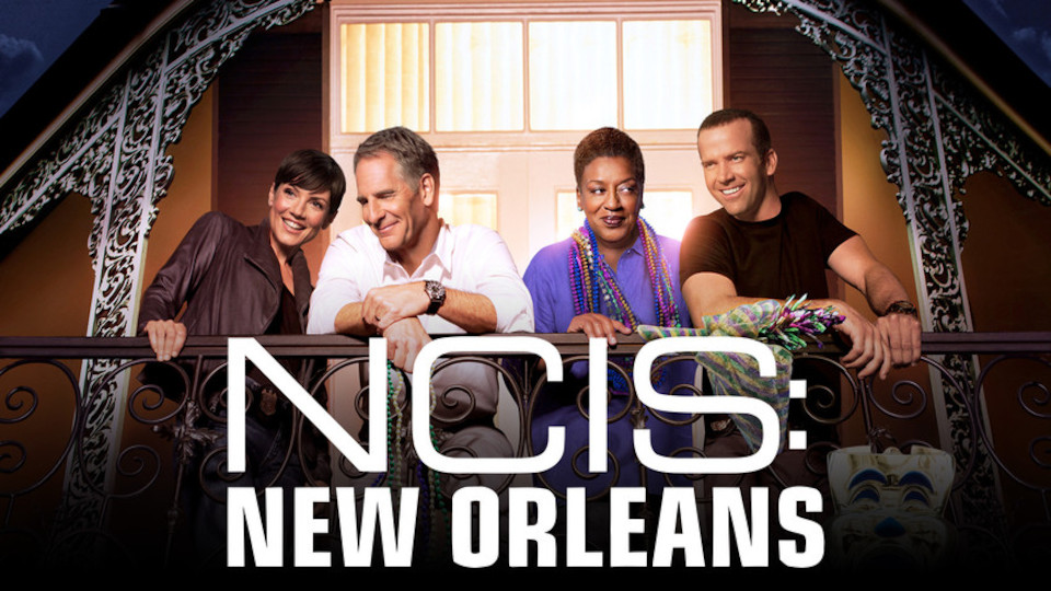 Image for the TV series NCIS: New Orleans