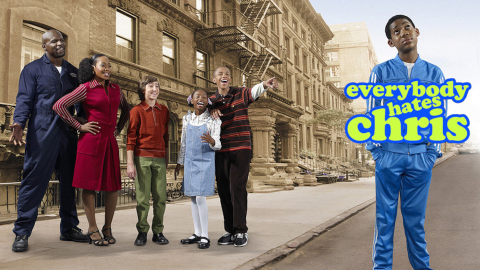 Image for the TV series Everybody Hates Chris