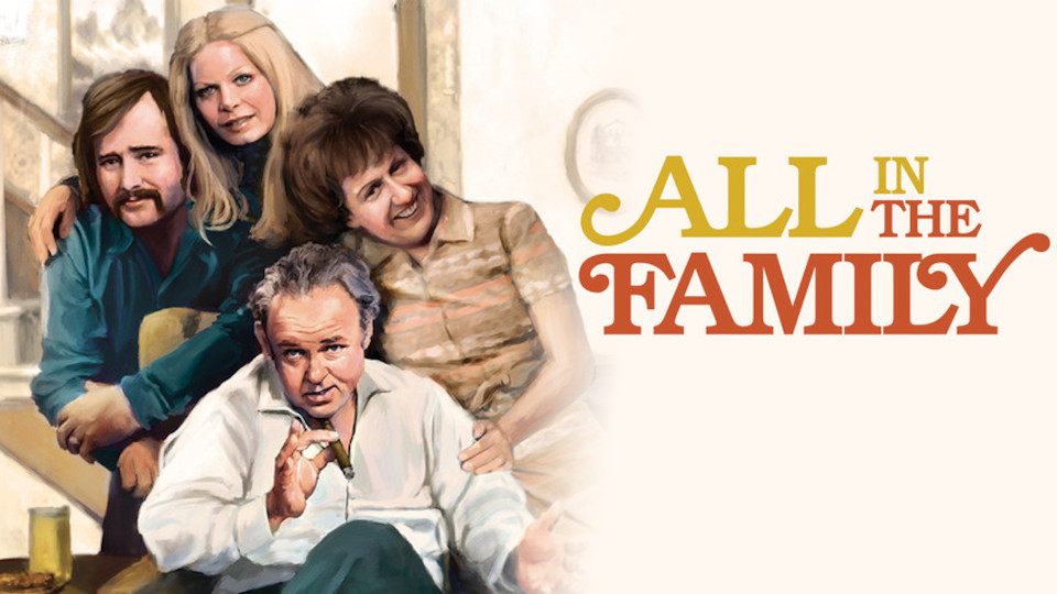 Image for the TV series All in the Family