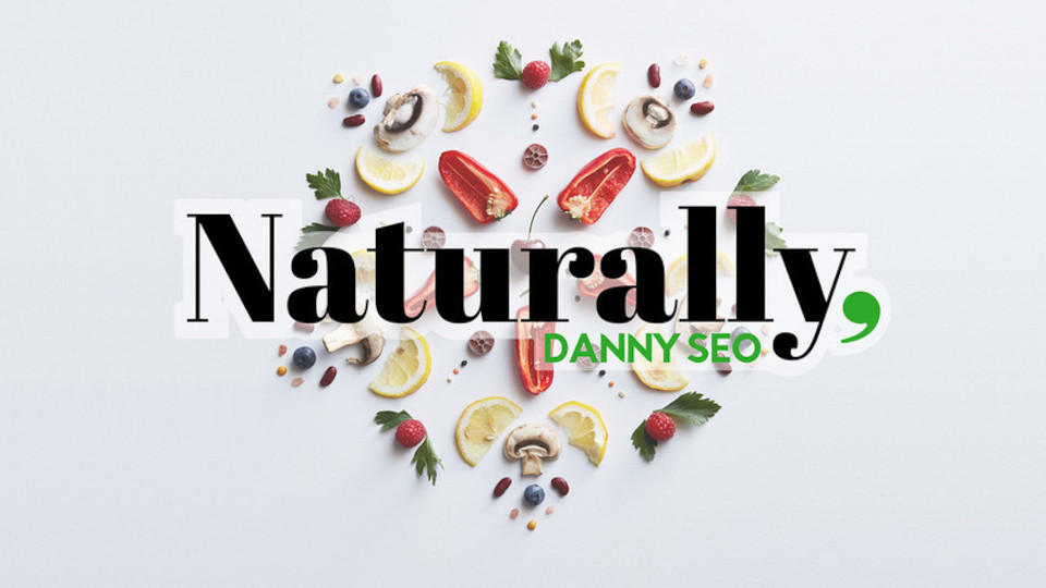 Image for the TV series Naturally, Danny Seo