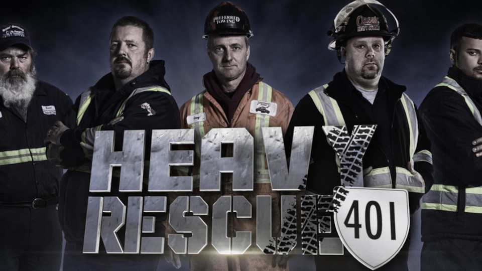 Image for the TV series Heavy Rescue: 401