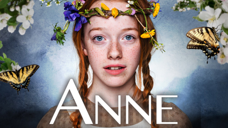 Image for the TV series Anne With an E