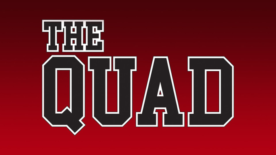 Image for the TV series The Quad
