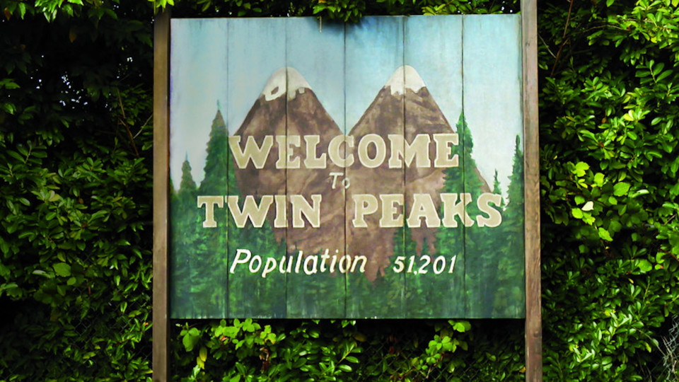 Image for the TV series Twin Peaks