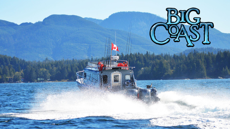 Image for the TV series Big Coast Sportfishing