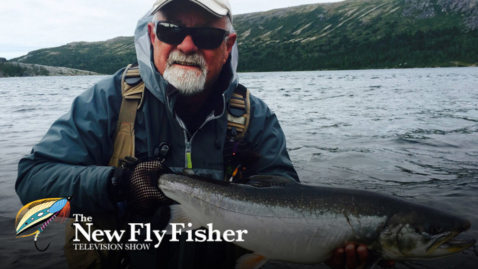 Image for the TV series The New Fly Fisher