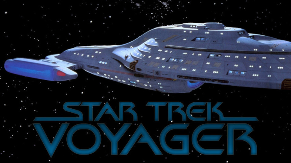 Image for the TV series Star Trek: Voyager