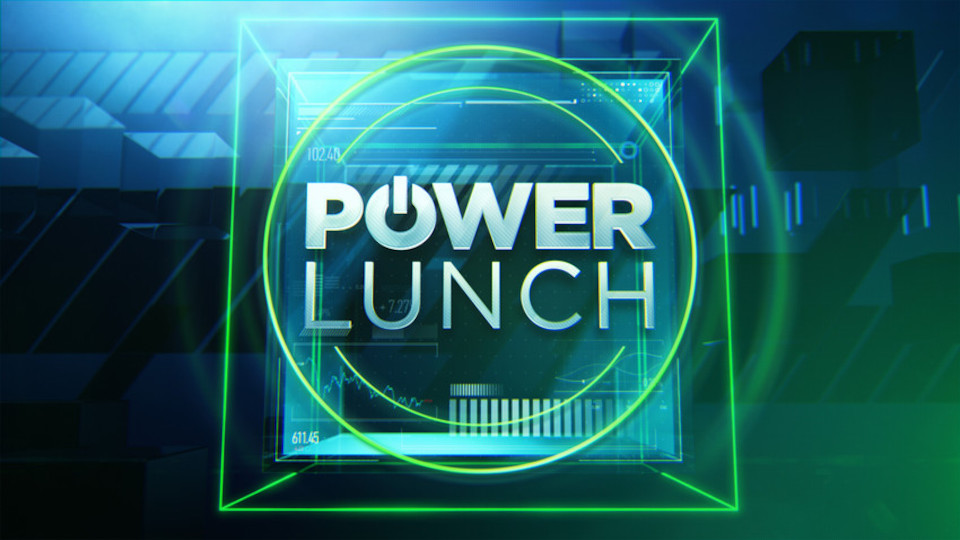 Image for the TV series Power Lunch