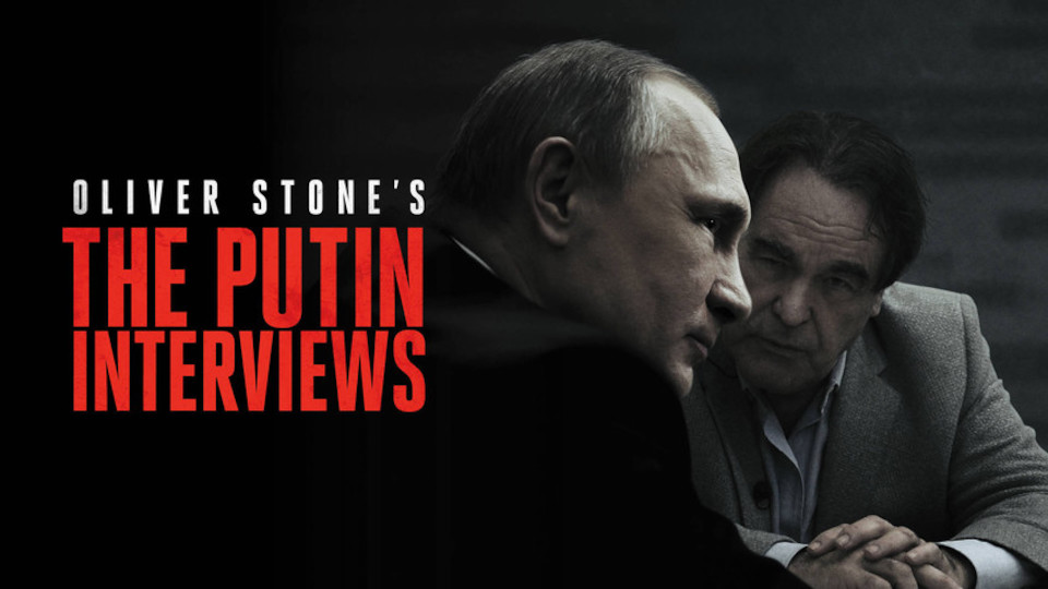 Image for the TV series The Putin Interviews
