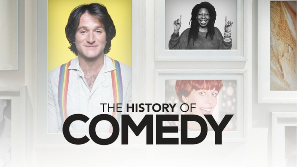 Image for the TV series The History of Comedy
