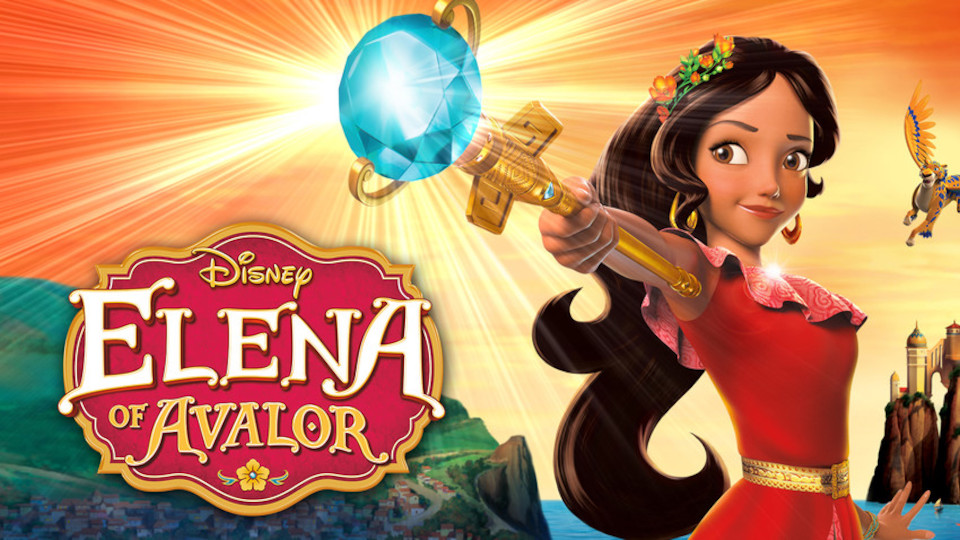 Image for the TV series Elena of Avalor