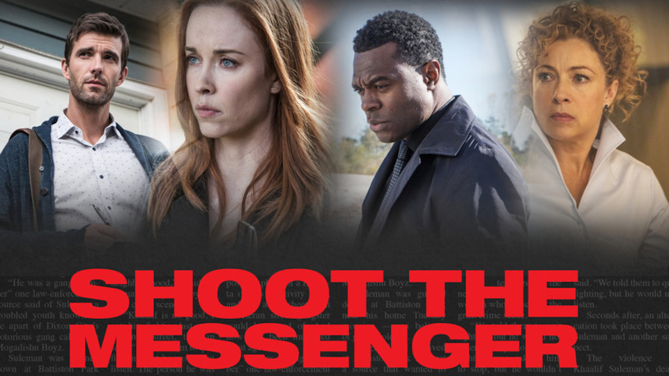 Image for the TV series Shoot the Messenger