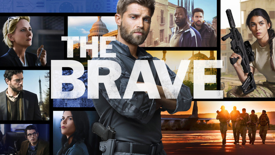 Image for the TV series The Brave
