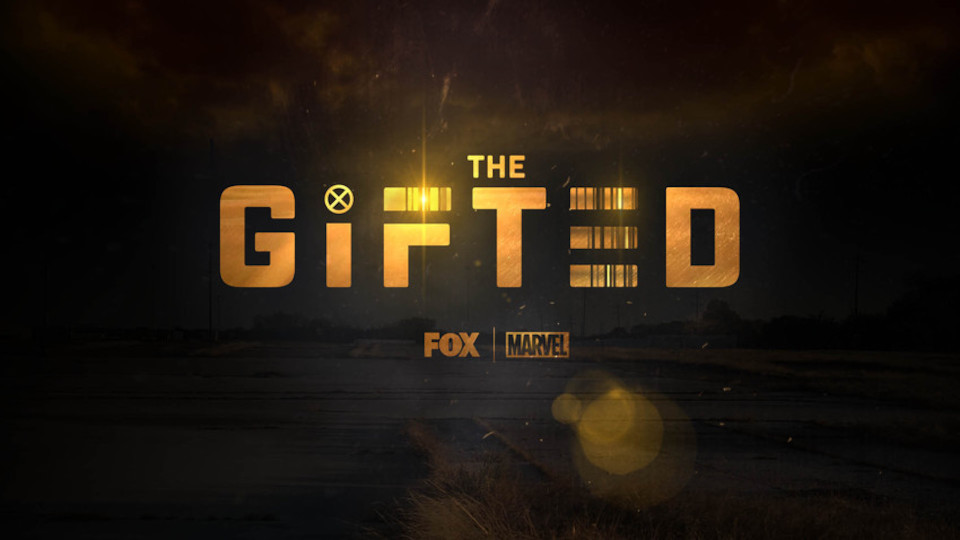 Image for the TV series The Gifted (v.f.)