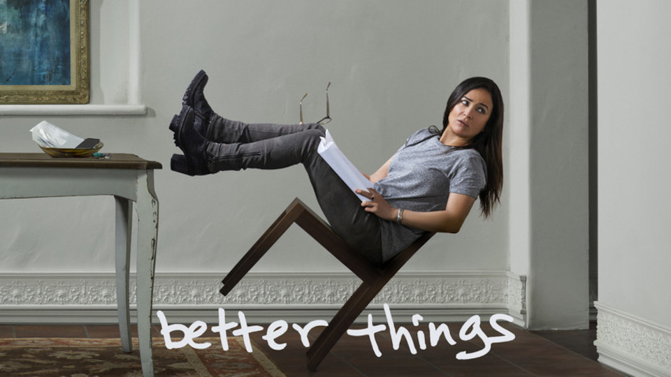 Image for the TV series Better Things
