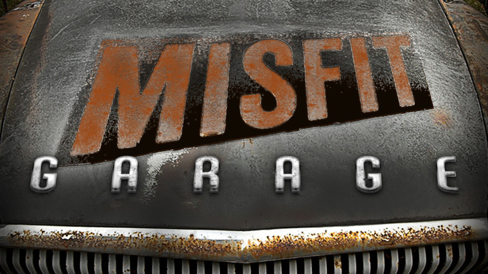 Image for the TV series Misfit Garage: Fired Up