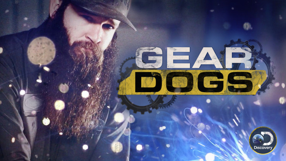 Image for the TV series Gear Dogs