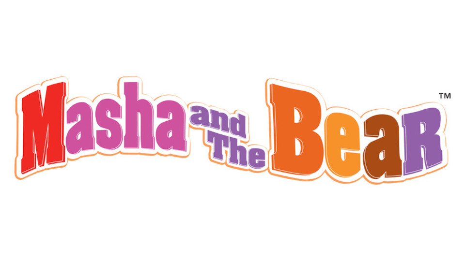 Image for the TV series Masha and the Bear