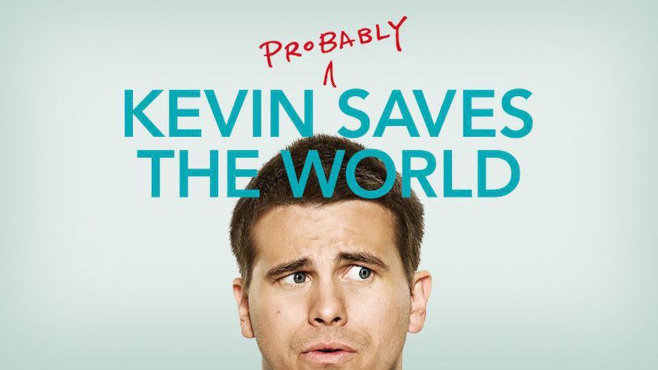 Image for the TV series Kevin (Probably) Saves the World