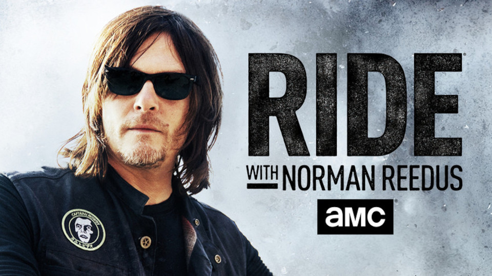 Image for the TV series Ride With Norman Reedus