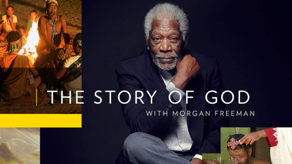 Image for the TV series The Story of God