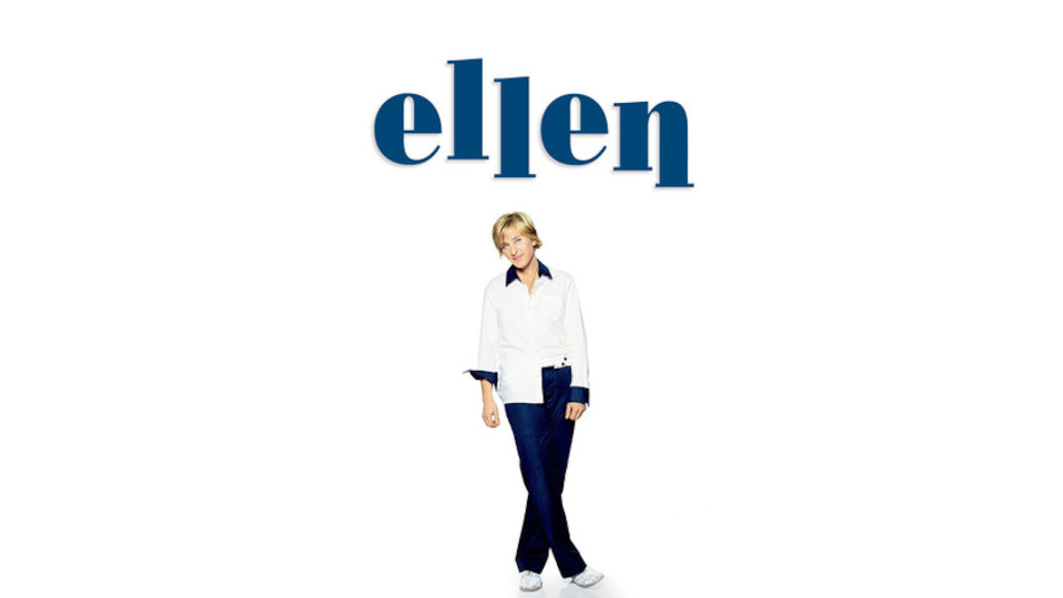 Image for the TV series Ellen