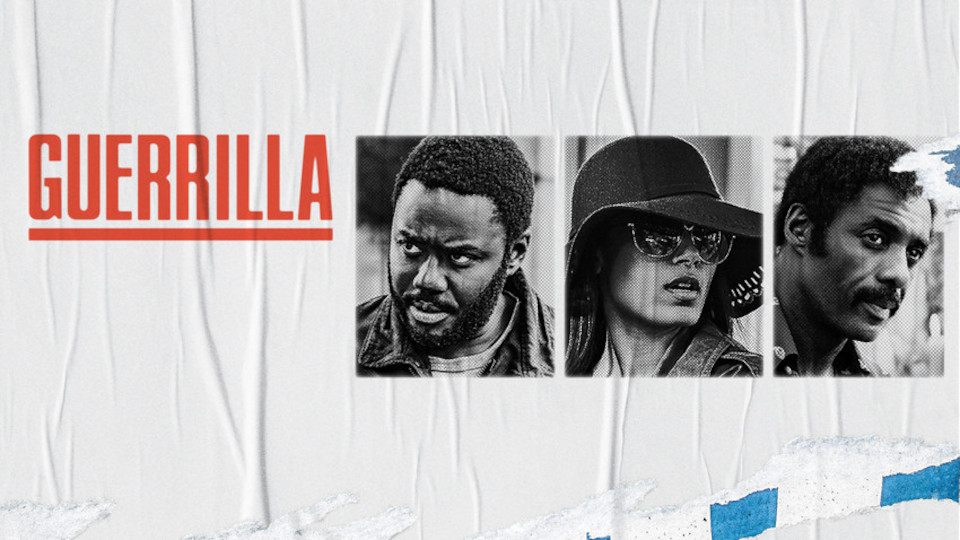 Image for the TV series Guerrilla