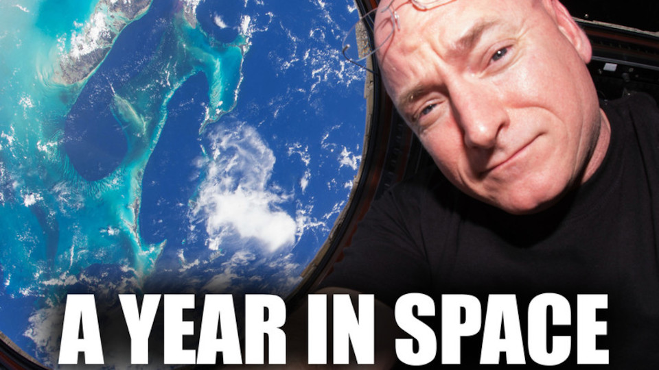 Image for the TV series A Year in Space