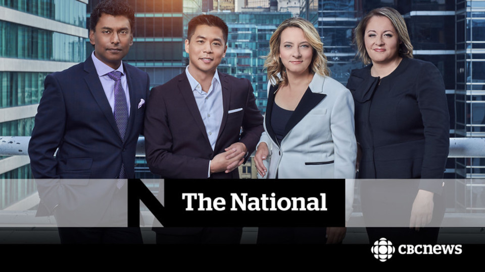 Image for the TV series CBC News: The National