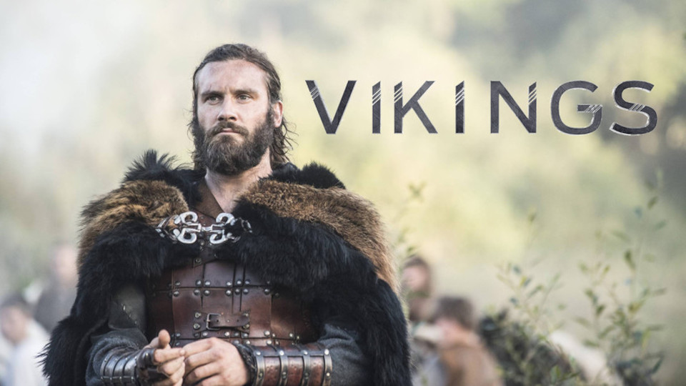 Image for the TV series Vikings