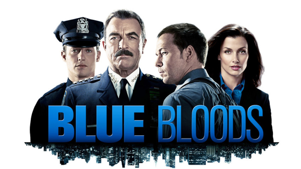 Image for the TV series Blue Bloods