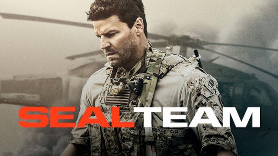 Image for the TV series SEAL Team